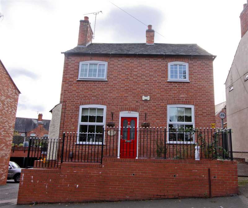 2 Bedrooms Cottage House for sale in Bradgate Road, Anstey, Leicester