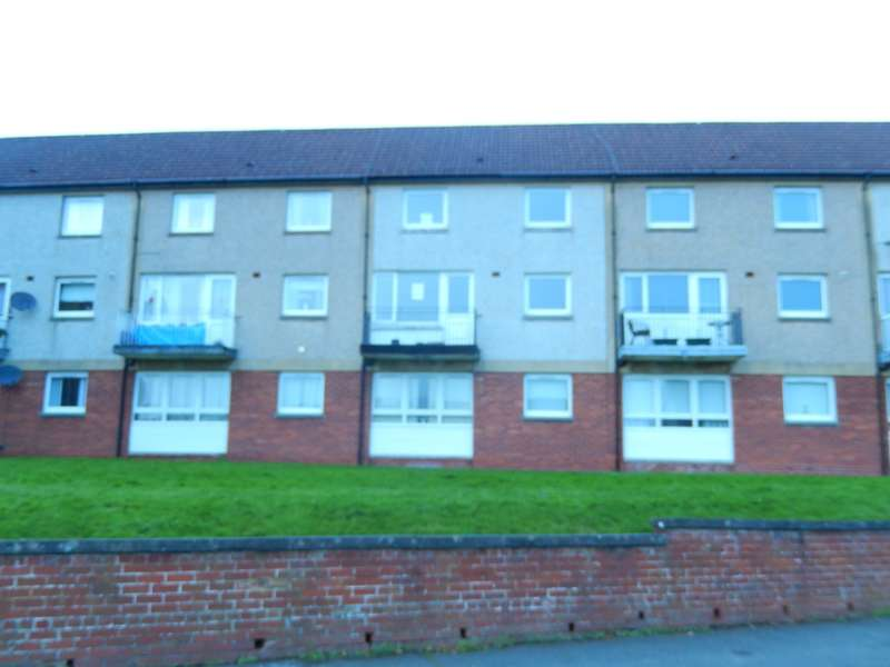 2 Bedrooms Flat for sale in 58a Fairholm Street, Larkhall, ML9 1DJ