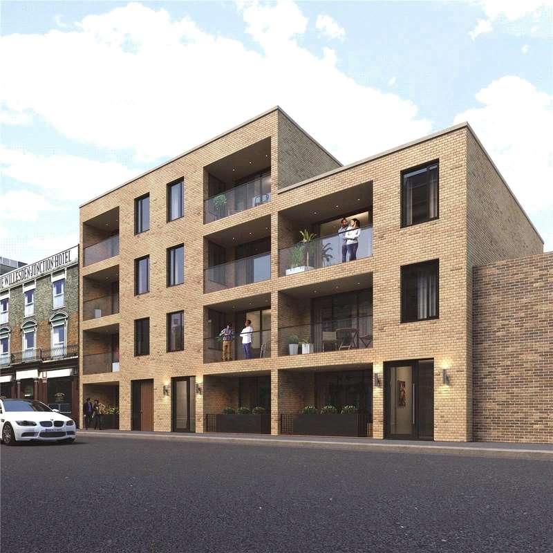 2 Bedrooms Flat for sale in Honeywood Road, Willesden, London, NW10