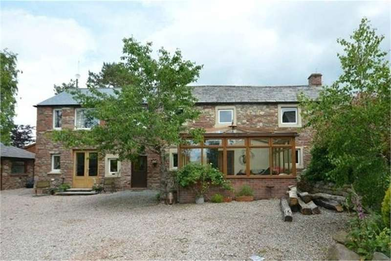 4 Bedrooms Detached House for sale in CA10 1TX Blencarn, Penrith, Cumbria