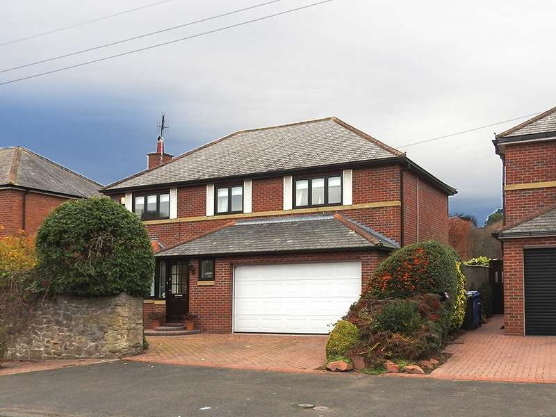 4 Bedrooms House for sale in Mitford Road, Morpeth