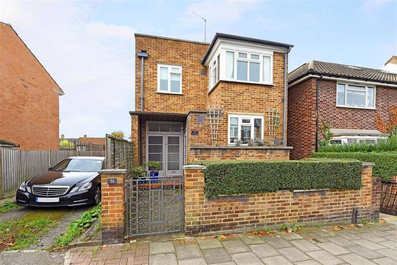 3 Bedrooms Detached House for sale in St Anns Hill, Wandsworth