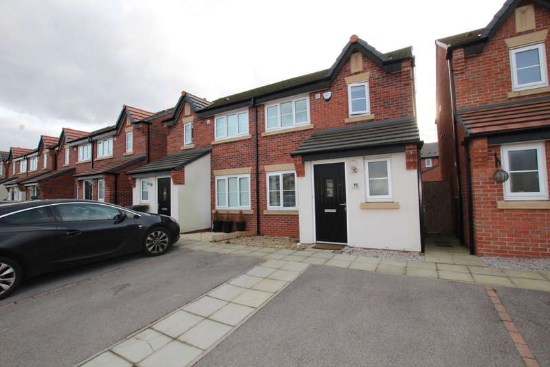 3 Bedrooms Semi Detached House for sale in Dartford Drive, Liverpool, L21