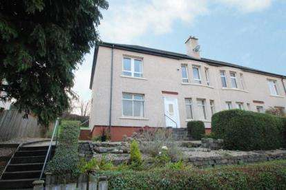 2 Bedrooms Flat for sale in Turret Road, Knightswood, Glasgow
