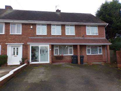 5 Bedrooms End Of Terrace House for sale in Milstead Road, Birmingham, West Midlands