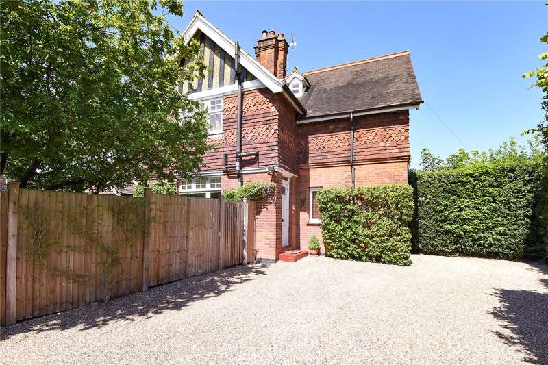 3 Bedrooms Semi Detached House for sale in Old Church Lane, Stanmore, HA7