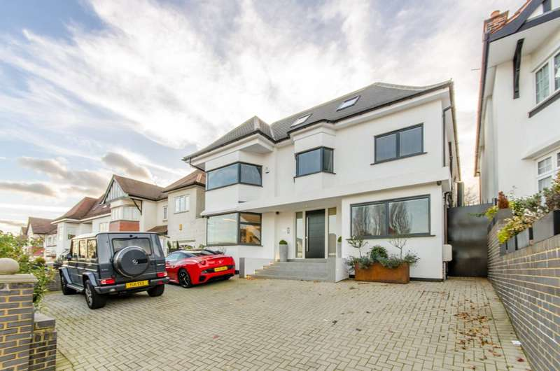 6 Bedrooms House for rent in Allington Road, Hendon, NW4