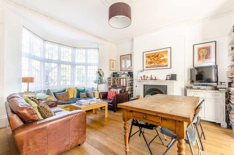 4 Bedrooms Maisonette Flat for sale in South Road, Forest Hill, SE23