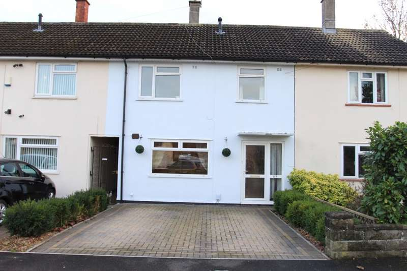 3 Bedrooms Terraced House for sale in Earlstone Crescent, Cadbury Heath, BS30