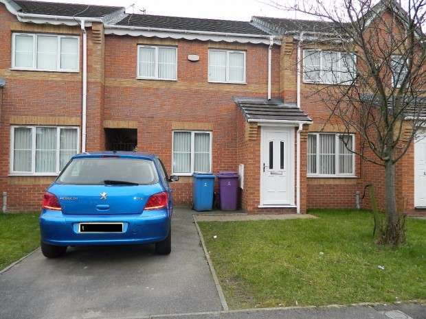 3 Bedrooms Terraced House for sale in Crossford Road, Liverpool, L14