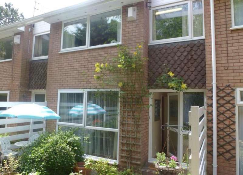 2 Bedrooms Terraced House for sale in Rockmount Park, Woolton, Liverpool