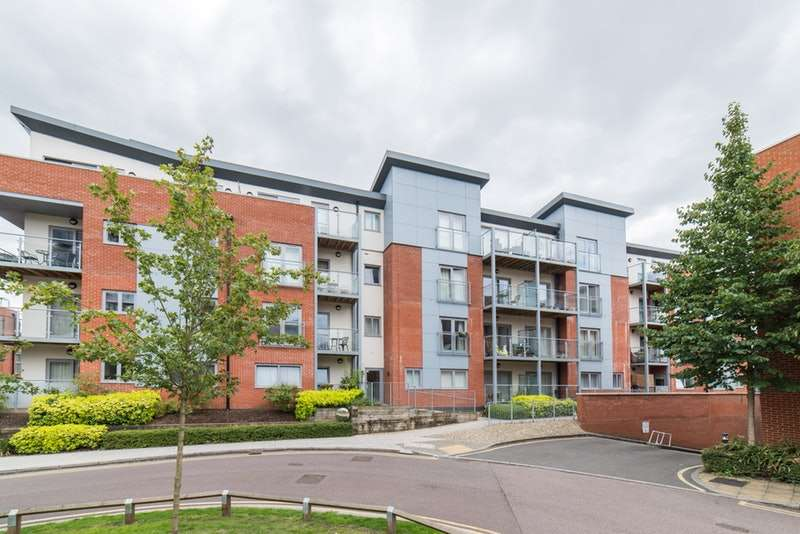 2 Bedrooms Flat for sale in Charrington Place, St Albans, Northamptonshire, AL1