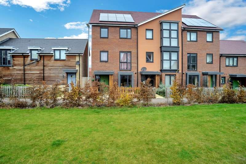 4 Bedrooms End Of Terrace House for sale in Welkin Way, Cambridge, Cambridgeshire, CB23