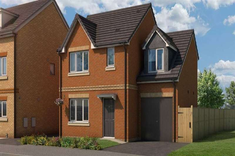 3 Bedrooms Detached House for sale in The Laytham, Cottonfields Gibfield Park Avenue, Atherton, Manchester, M46