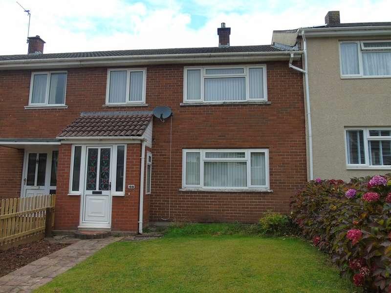 3 Bedrooms Property for sale in Salisbury Court, Greenmeadow, Cwmbran