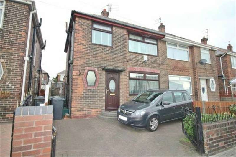 3 Bedrooms Semi Detached House for sale in Hawthorne Road, BOOTLE, Merseyside