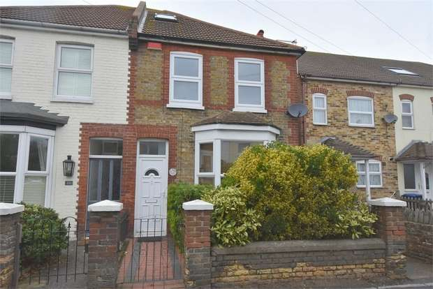 2 Bedrooms Semi Detached House for sale in Beacon Road, Broadstairs, Kent