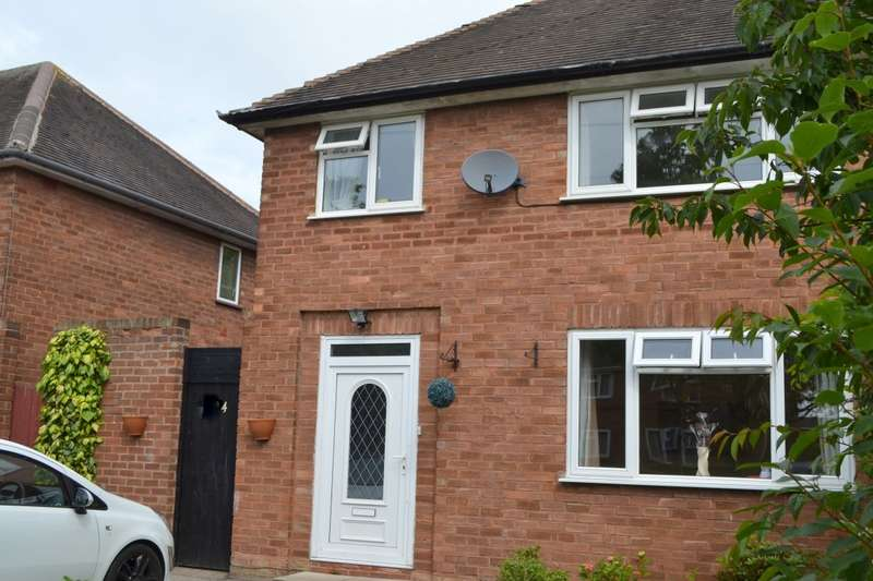 3 Bedrooms Semi Detached House for rent in Griffiths Drive, Wolverhampton, WV11