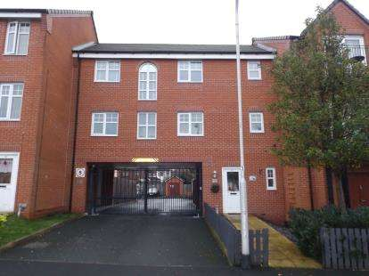 3 Bedrooms Terraced House for sale in Deerfield Close, St. Helens, Merseyside, Uk, WA9
