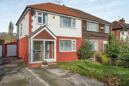 3 Bedrooms Semi Detached House for sale in Kent Road, Formby, Liverpool, Merseyside, L37