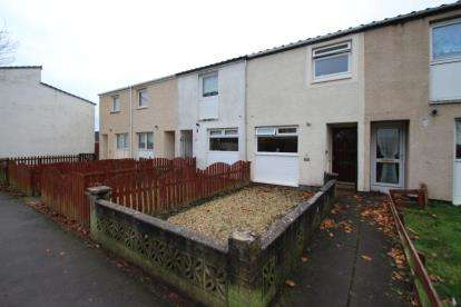 2 Bedrooms Terraced House for sale in Sundrum Place, Kilwinning, North Ayrshire