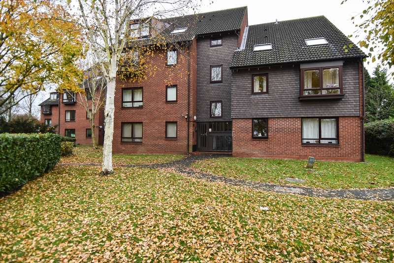 1 Bedroom Flat for sale in Sanders Road, Bromsgrove, B61