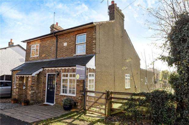 2 Bedrooms Semi Detached House for sale in Slough Road, Iver