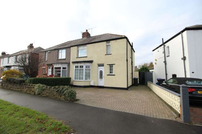 3 Bedrooms Semi Detached House for sale in Robert Road, Sheffield, S8