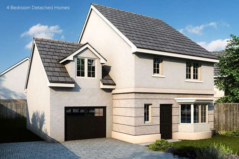 4 Bedrooms Detached House for sale in Rowans Horn Lane, Plymouth, PL9