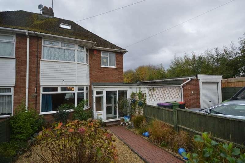 3 Bedrooms Semi Detached House for sale in Hartsbridge Road, Oakengates, Telford, TF2