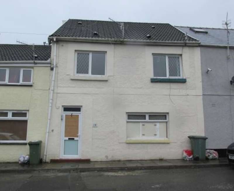 3 Bedrooms Terraced House for sale in Commerce Place, Aberdare, Mid Glamorgan, CF44 6TB
