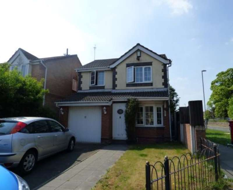 3 Bedrooms Detached House for sale in Scoter Road, Liverpool, Merseyside, L33 0YB