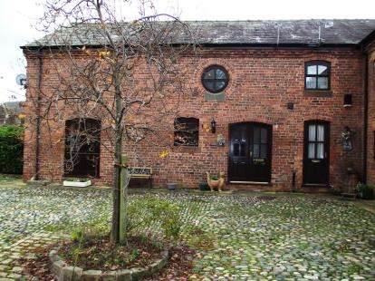 3 Bedrooms Barn Conversion Character Property for sale in Baronet Mews, Eastford Road, Warrington, Cheshire