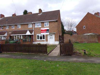 3 Bedrooms Terraced House for sale in Rutherford Road, Beechdale, Walsall, .