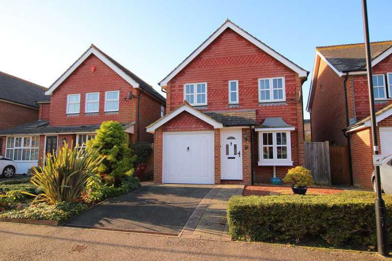 3 Bedrooms Detached House for sale in Letheren Place, Eastbourune BN21 1HL