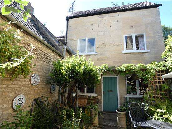 4 Bedrooms Semi Detached House for sale in Prospect Cottages, Butterow West, Stroud, GL5 3UB