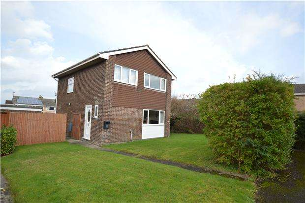 3 Bedrooms Detached House for sale in Robin Way, Chipping Sodbury, BRISTOL, BS37 6JT