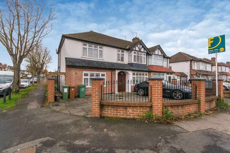 4 Bedrooms End Of Terrace House for sale in Henley Avenue, Sutton, SM3