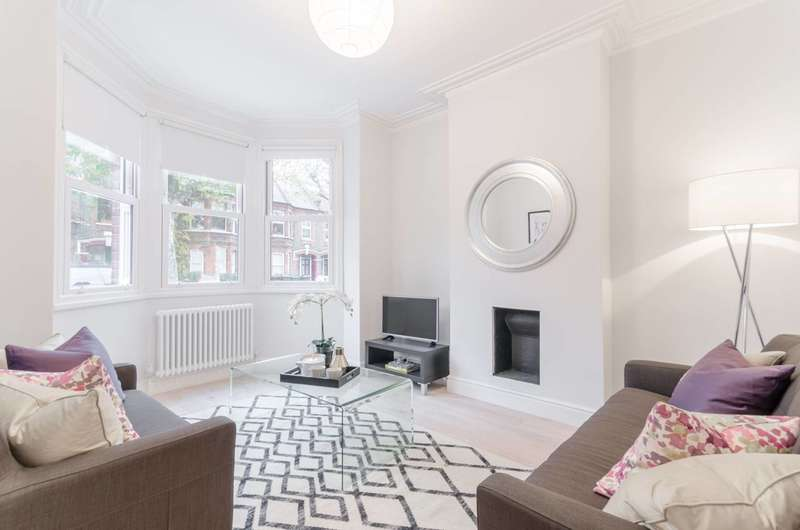 1 Bedroom Flat for sale in Edward Road, Walthamstow, E17
