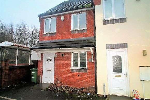 2 Bedrooms Terraced House for sale in Harper Street, Willenhall