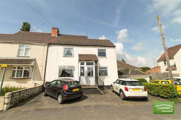 4 Bedrooms Semi Detached House for sale in Pye Green Road, Cannock