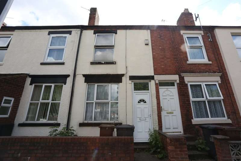 3 Bedrooms Terraced House for sale in Newhampton Road West, Wolverhampton, West Midlands, WV6