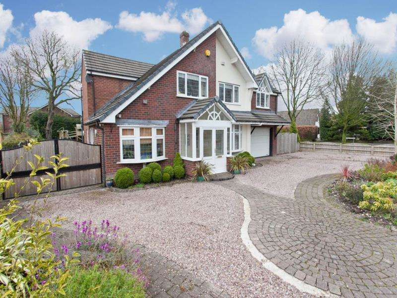 5 Bedrooms House for rent in Wellfield Road, Culcheth, WA3