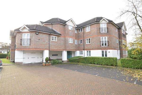 2 Bedrooms Apartment Flat for sale in Bartholomew Court, Longcrofte Road, Edgware