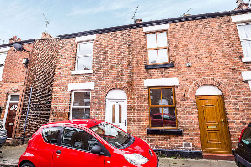 3 Bedrooms Semi Detached House for sale in Cornwall Street, Chester, CH1