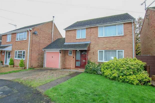 4 Bedrooms Detached House for sale in 17 Johnson Crescent, Heacham
