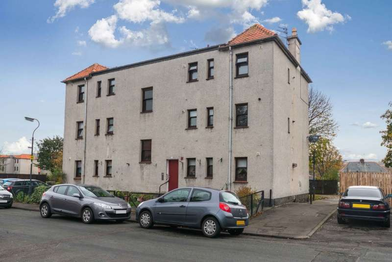 1 Bedroom Flat for sale in Gibraltar Road, Dalkeith, Midlothian, EH22 1EB
