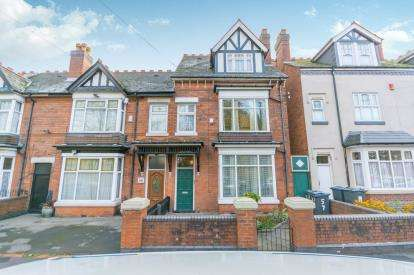 5 Bedrooms Terraced House for sale in Tennyson Road, Small Heath, Birmingham, West Midlands