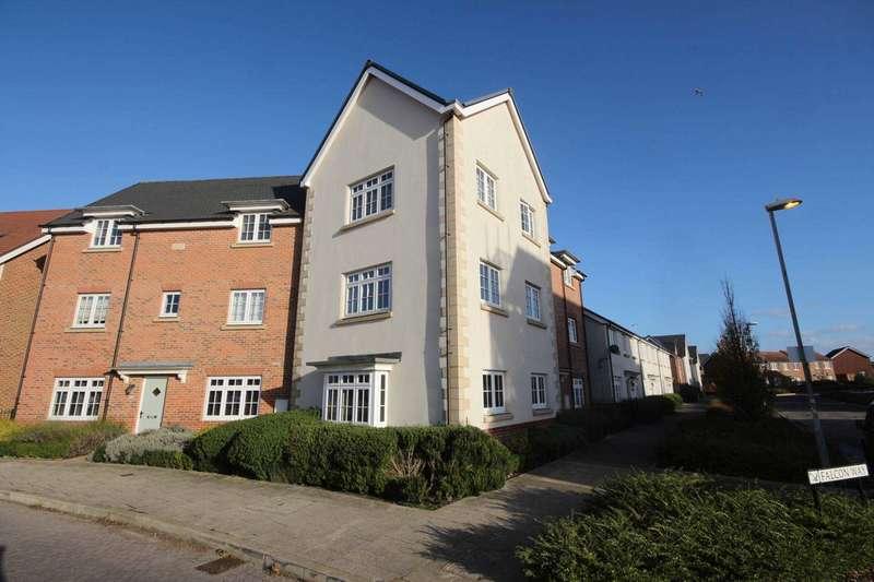 2 Bedrooms Apartment Flat for sale in Flycatcher Keep, Jennett`s Park
