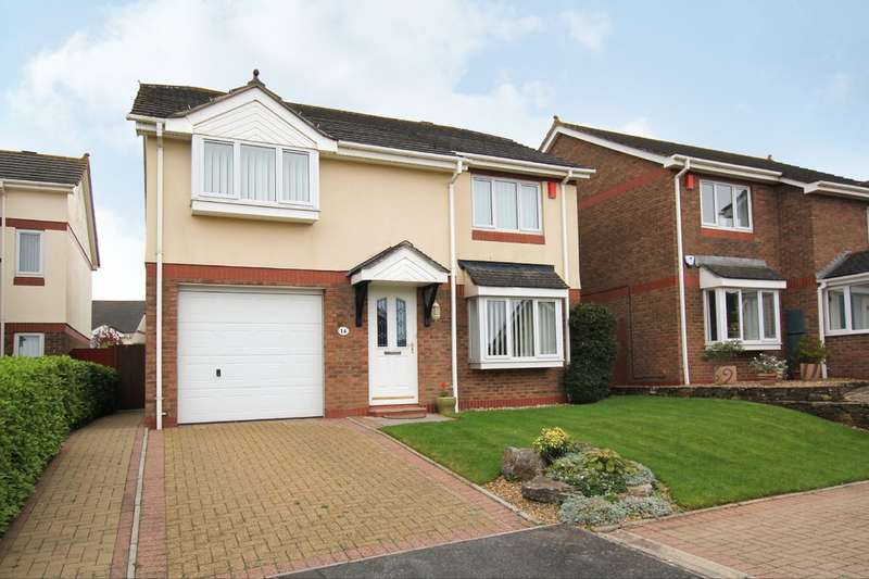 4 Bedrooms Detached House for rent in Elburton, Plymouth